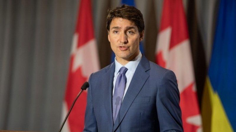 Канада будет защищать суверенитет Украины, заявил Трюдо