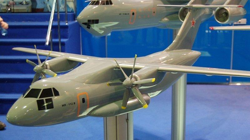 Глава разработкиИл-112В Быков теперь работает в «Роскосмосе»