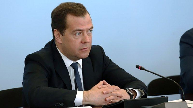Медвелев освободил от должности главу Рослесхоза
