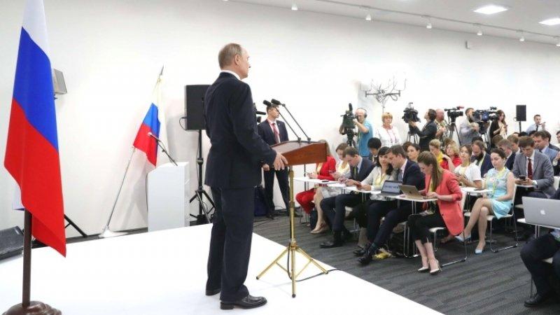 Россия не видит готовность США обсуждать продление договора СНВ-3, заявил Путин