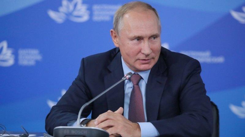 Путин отметил динамичное развитие образовательного форума «Территория смыслов»