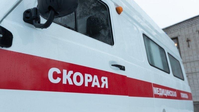 Два автобуса с пассажирами столкнулись в Улан-Удэ