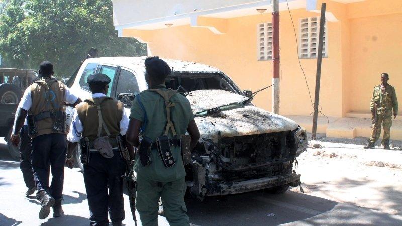 Семь человек погибли в результате теракта в Сомали