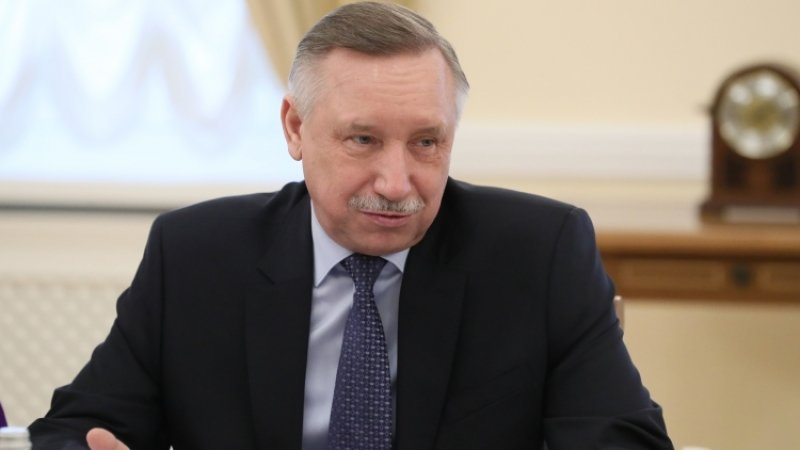 Беглов «ВКонтакте» рассказал, над чем работал на этой неделе