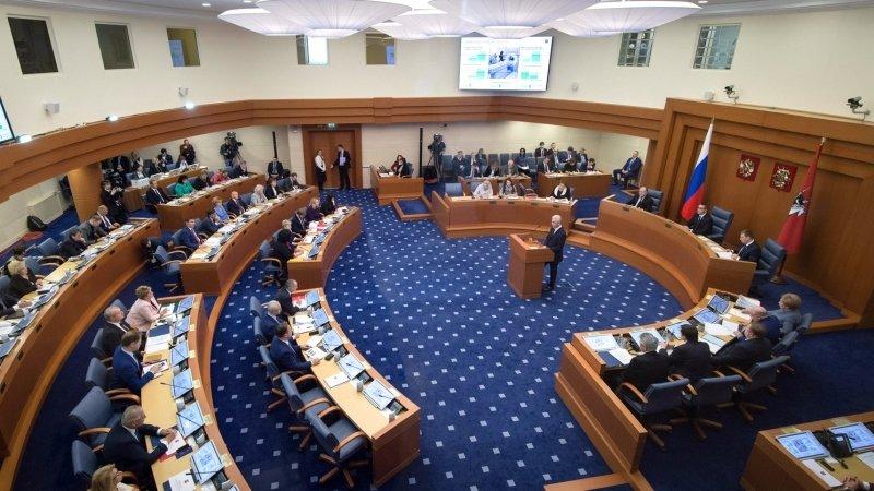 Горбунов призвал оппозиционных кандидатов не давить на Мосгоризбирком