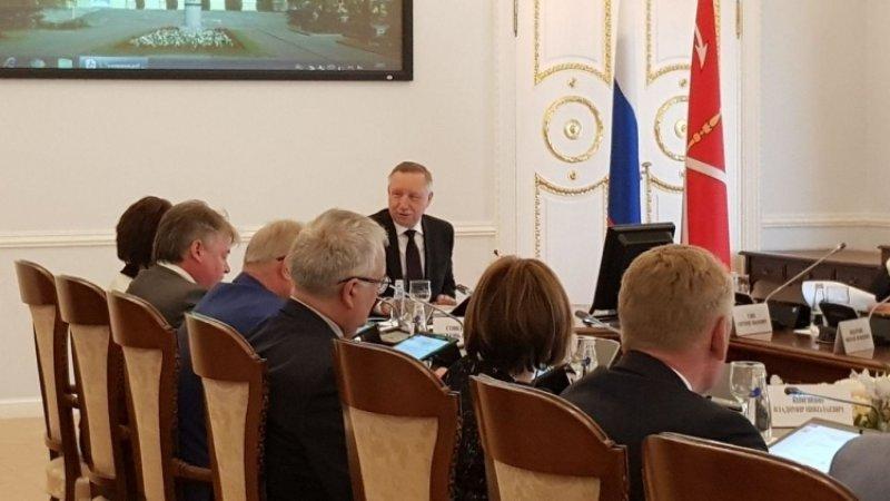 Правительство Петербурга обсуждает ликвидацию стихийных несанкционированных свалок