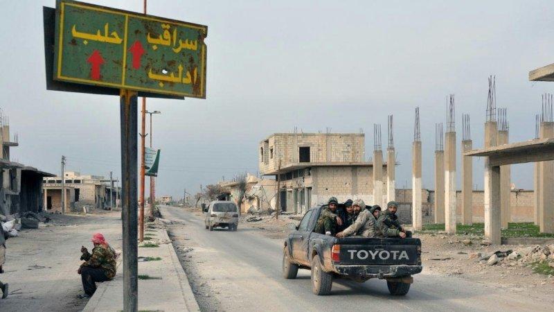 Боевики сделали главный госпиталь сирийского Идлиба своим генштабом