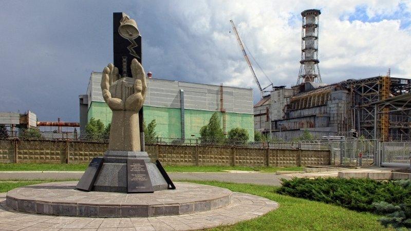 Украинские военные заявили о готовности противостоять российским войскам в Чернобыле