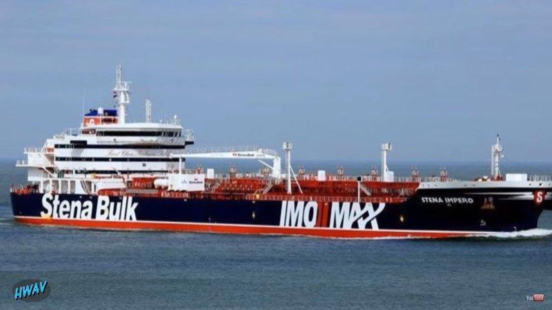 Главы МИД Франции и Германии осудили задержание Ираном британского танкера