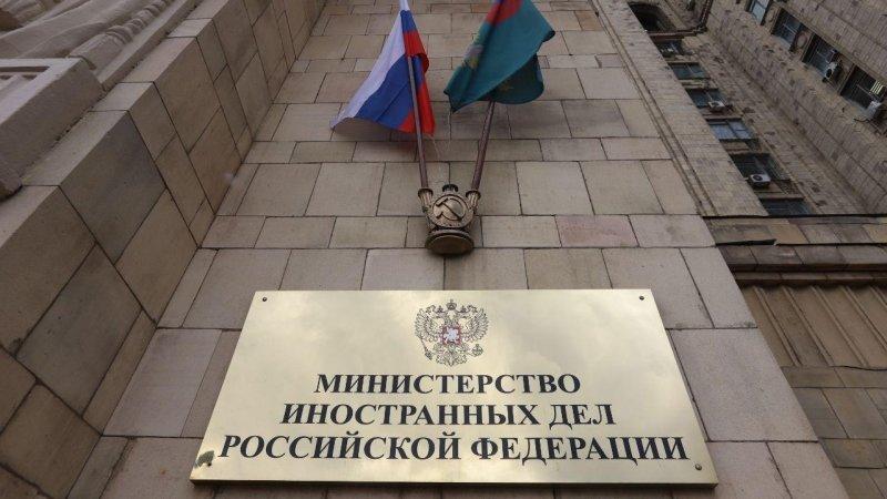 МИД РФ ответил на заявление немецкого посольства по выборам в России