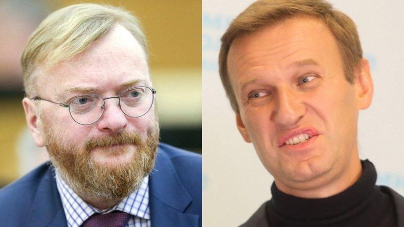 Милонов после митинга в Москве назвал Навального шулером и банкротом