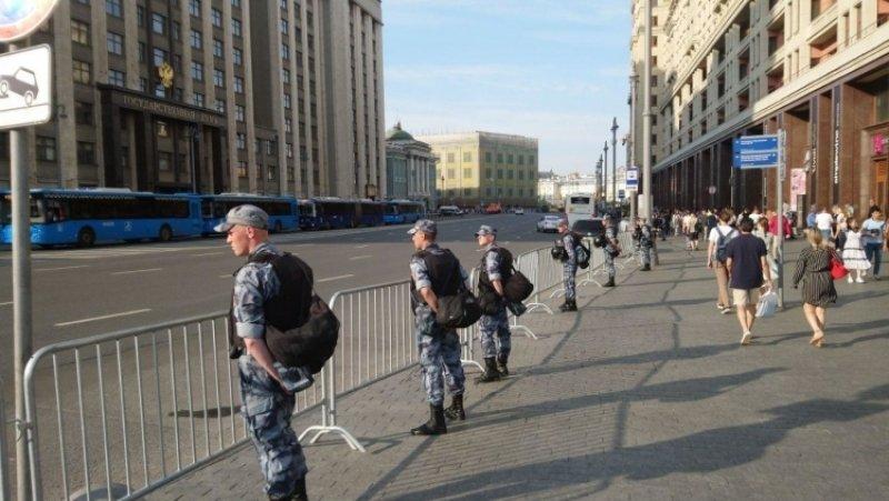 Оппозиция готовит новые провокации во время «прогулки» по Бульварному кольцу