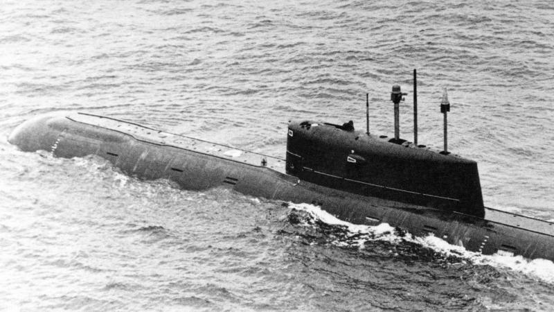 Военные сомневаются в крупной утечке радиации на затонувшей подлодке СССР «Комсомолец»