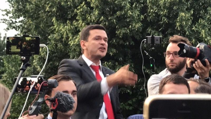 Яшин оказался информатором силовиков на митинге в Москве