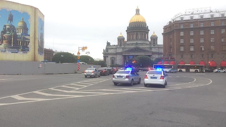 Петербуржцы предпочли не участвовать в незаконном митинге у избиркома