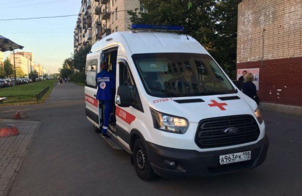 Полицейский ударил вживот кандидата вмунепы Елену Кондрашову