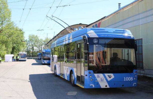 Электробусы подвезут жителейЖК
