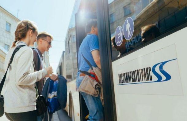 Новый автобусный маршрут №193 запустят вПетербурге