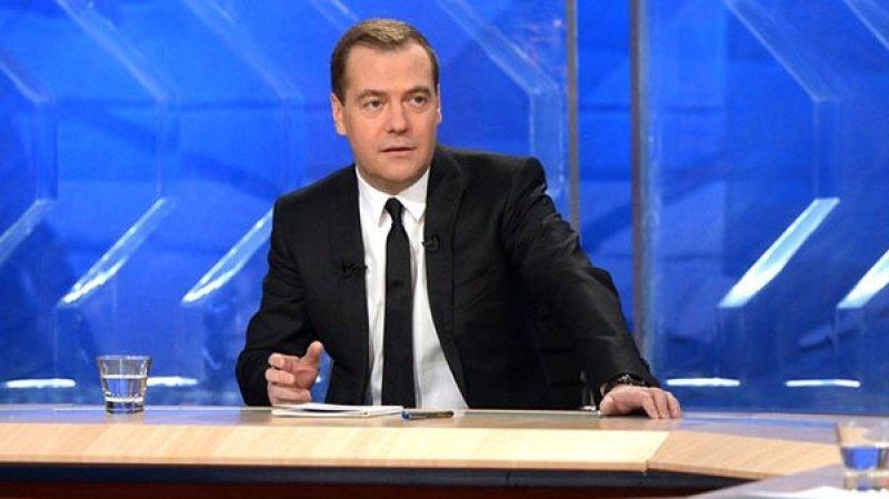 Медведев поручил проверить версию намеренного поджога лесов