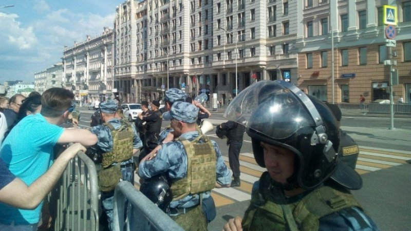 Задержаны еще пятеро подозреваемых по делу о массовых беспорядках в Москве