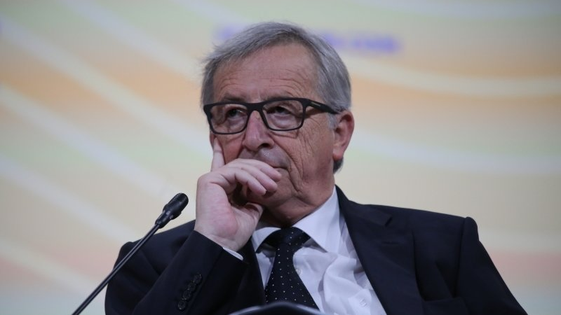 Юнкер поздравил Георгиеву с избранием единым кандидатом на должность директора МВФ