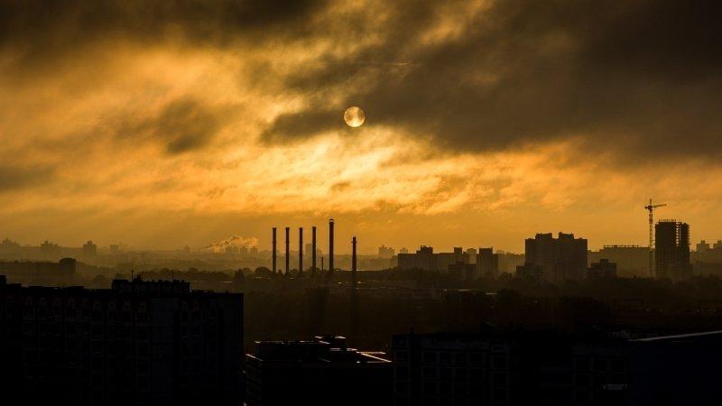 Смог от лесных пожаров в Забайкалье сохранится до 5 августа