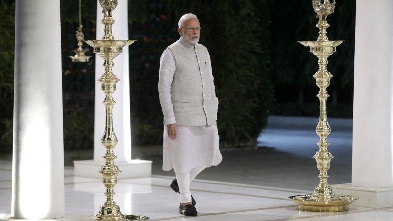 Моди выступит с обращениемк жителям Индии впервые с марта