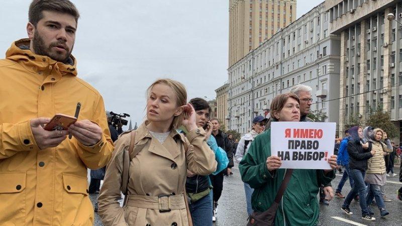 Семеро подростков повелись на провокации «оппозиции» и угодили в автозаки в Москве