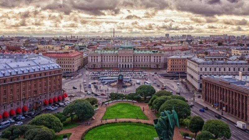 Фонд запустил портал с программой развития районов Петербурга до 2024 года