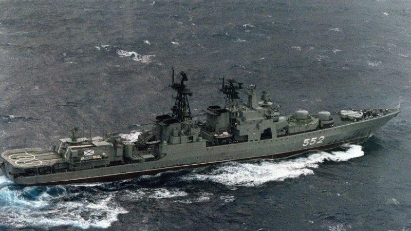 Режим повышенной готовности введен на ТОФ в связи с тайфуном «Кроса»