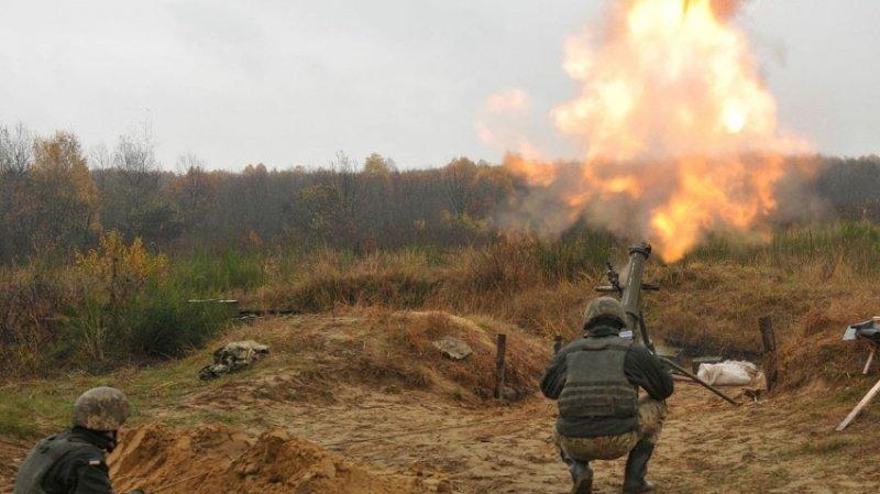 Представитель ДНР сообщил о минометном обстреле Горловки со стороны ВСУ