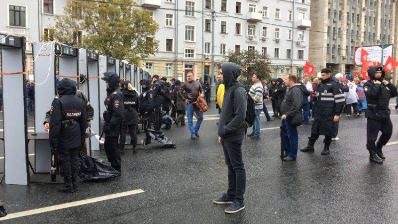 Никто из команды Навального не поддержал пикеты 17 августа в Москве