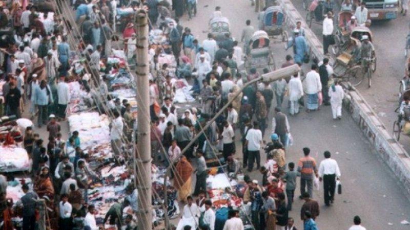 Более 10 тысяч человек остались без жилья из-за пожара в Дакке