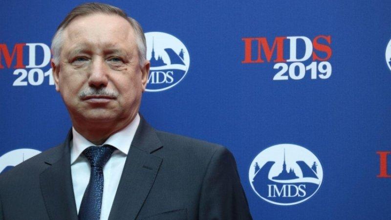 Беглов подписал распоряжение о присуждении премии имени Александра Невского
