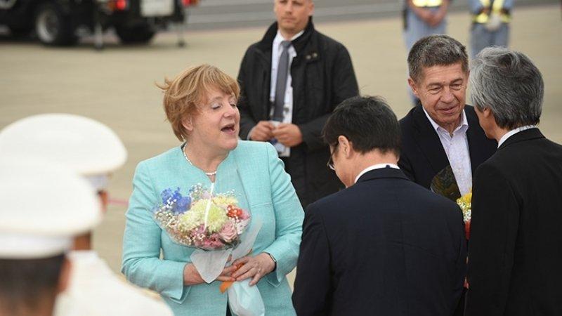 Cаммит G7 открылся в Биаррице