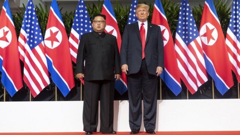 Трамп допустил возможность третьей встречи с Ким Чен Ыном