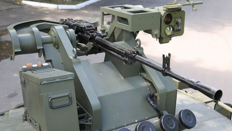 Подразделения сухопутных войск РФ оснастили новыми средствами связи и техникой