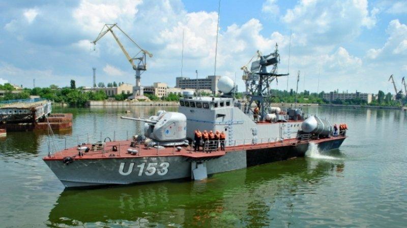 ВМС Украины заявили о заходе своего корабля в зону морских учений РФ