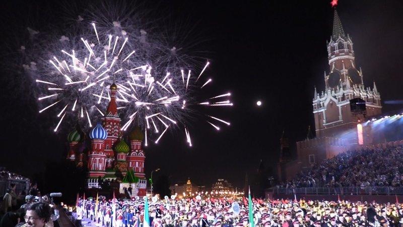 Мэрия Москвы анонсировала праздничный салют в День города
