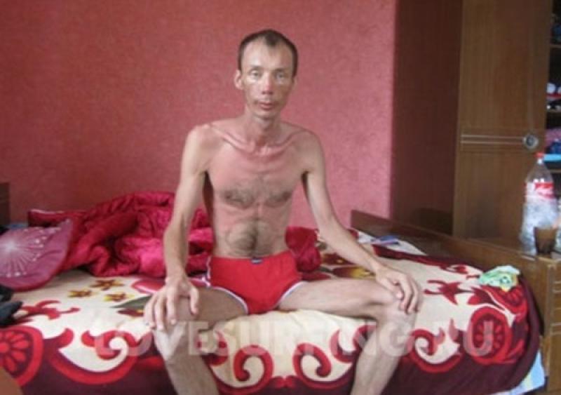 Соболь, отыгрывающая «голодовку», не может притвориться худой
