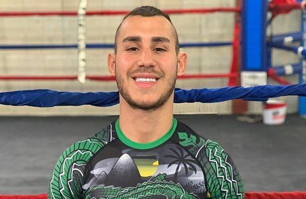 Тело боксера Дадашева доставили вРоссию