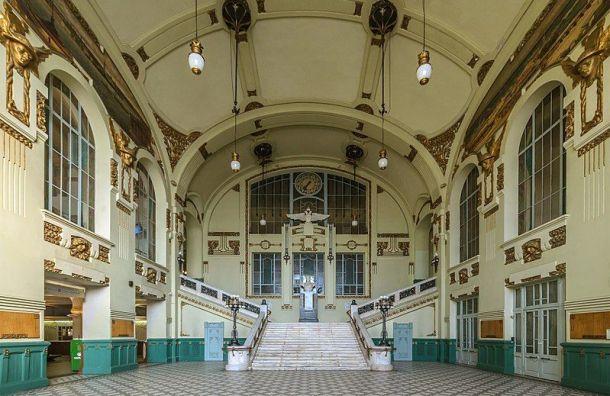 Витебский вокзал вошел втоп-10 самых популярных мест для фотосессий