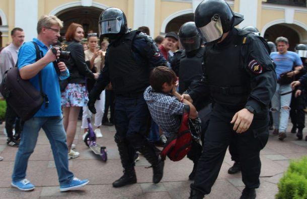 Кремль прокомментировал протестные акции вМоскве