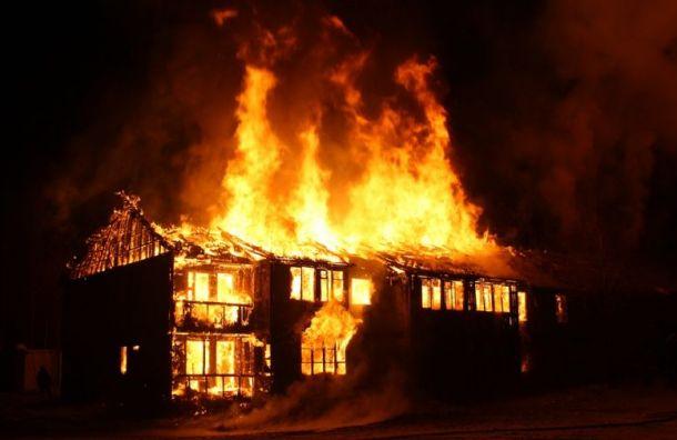 Полиция возбудила дело после пожара наконюшне вЛенобласти