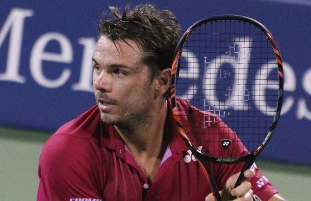 Известный швейцарский теннисист отказался играть вПетербурге