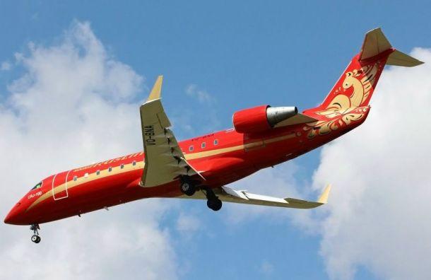 Второй занеделю: самолет готов совершить аварийную посадку вВоронеже