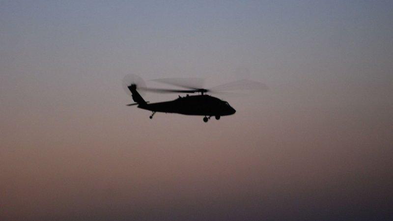 Шесть человек стали жертвами крушения вертолета в Норвегии