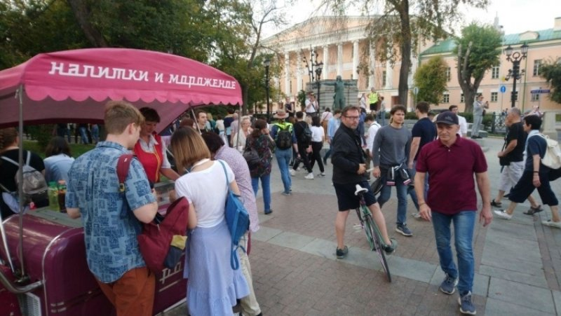 «Оппозиция» использует активистов для травли федеральных СМИ на незаконных митингах