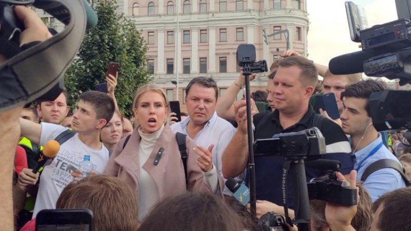ФАН подвел летние итоги «работы» оппозиции в Москве