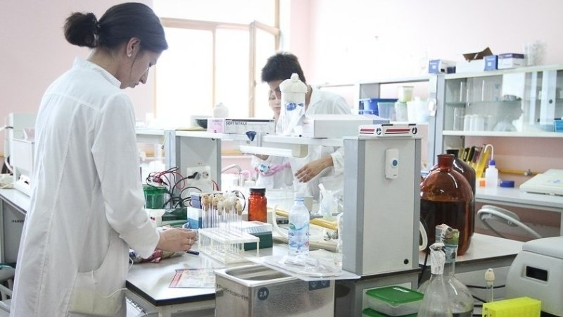 Минздрав покажет новые лаборатории для детекции биопатогенов на ВЭФ-2019